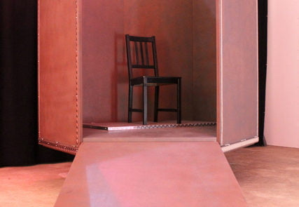 Haunted House stage illusion