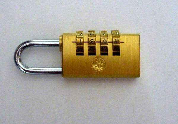magic combination lock